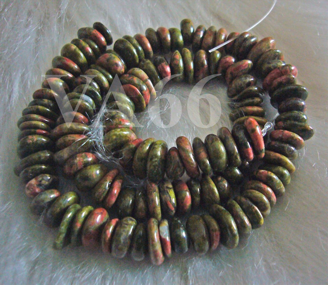 ssxf photo unakite gallery stone round il fullxfull natural beads gemstone listing