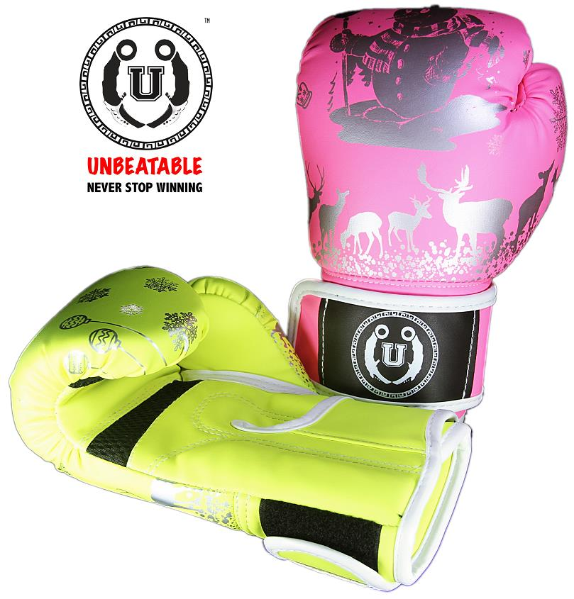 UNBEATABLE Boxing Gloves for Kids 4