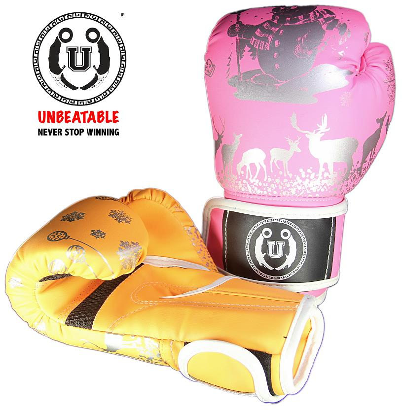 UNBEATABLE Boxing Gloves for Kids 5