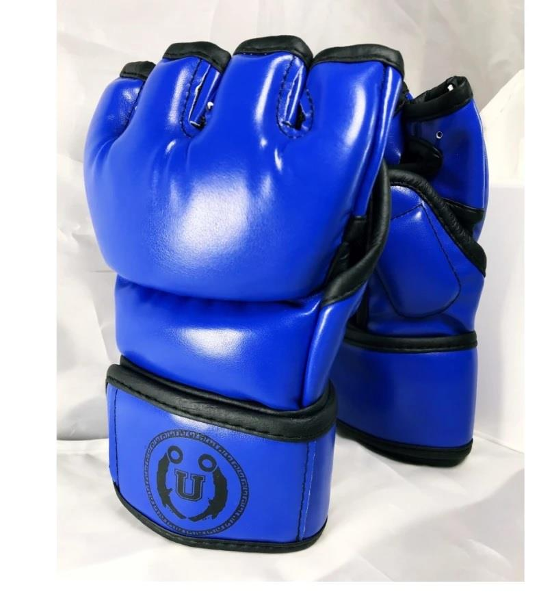 UNBEATABLE MMA Grappling Glove- Blue