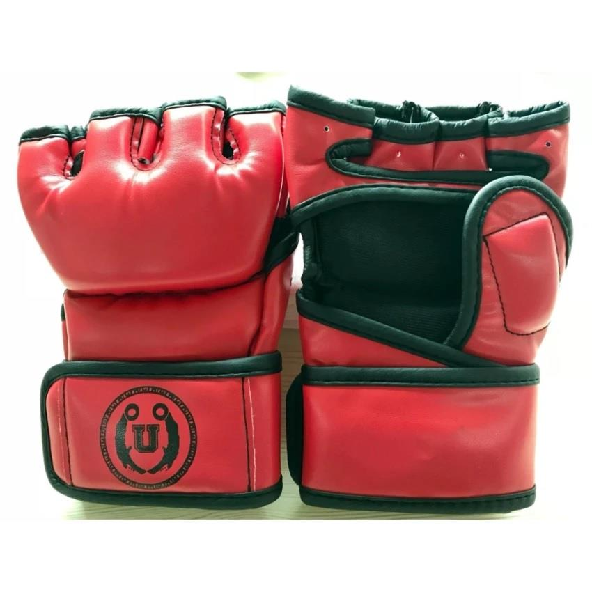 UNBEATABLE MMA Grappling Glove- Red