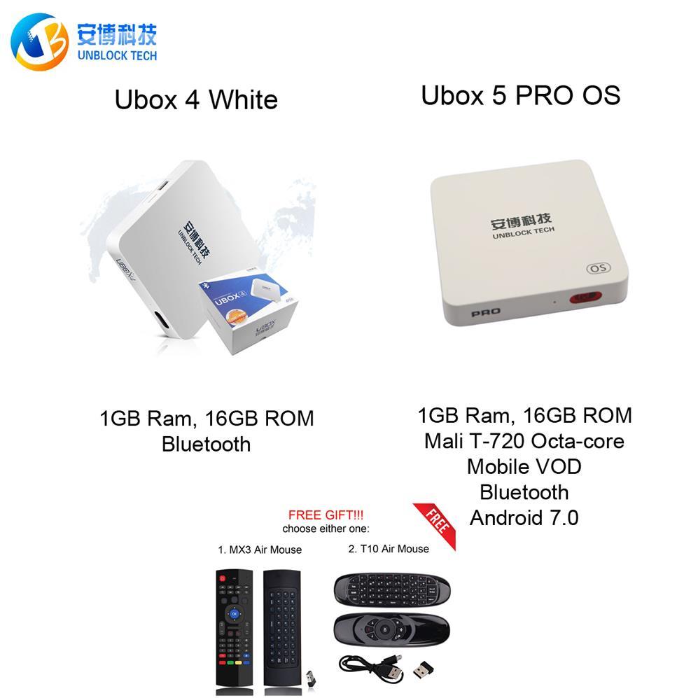Unblock Tech Ubox 5 4 Gen 5 S900 Pro End 8102019 955 Am