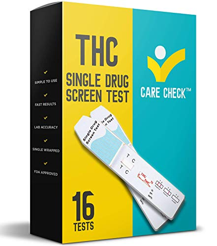 undefined Care Check Marijuana THC (end 7/21/2021 12:00 AM)