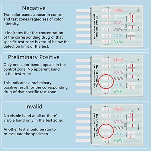 undefined Prime Screen Drug Test 12 (end 7/21/2021 12:00 AM)