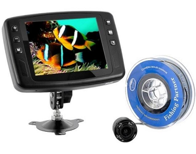 Underwater Fishing and Inspection Camera with LCD (WP-FF05).