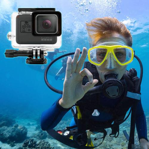 Underwater Housing Hero5 Waterproof Case Gopro Hero 5 Go Pro