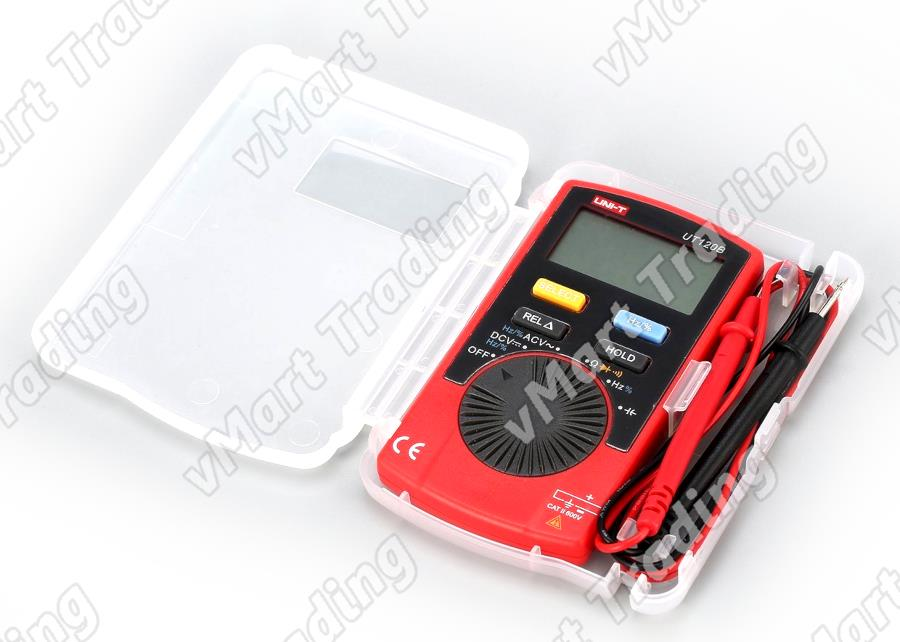UNI-T UT120B Pocket-Size Digital Multimeter