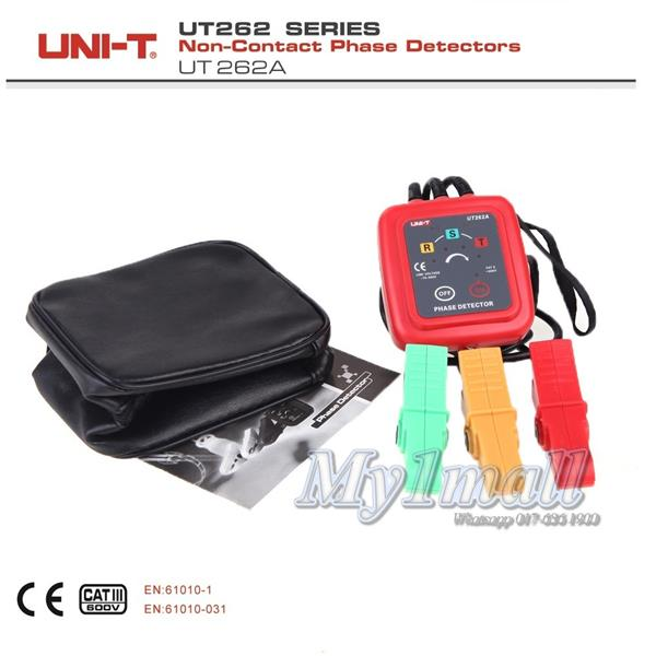 UNI-T UT262A Non-Contact Phase Rotation Detectors