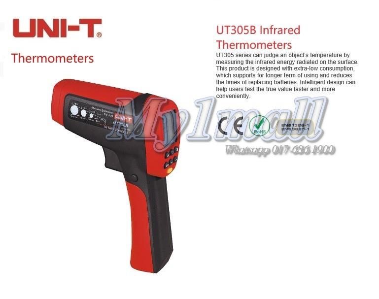 UNI-T UT305B INFRARED THERMOMETER
