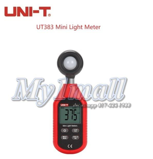 UNI-T UT383 DIGITAL MINI LUX METER