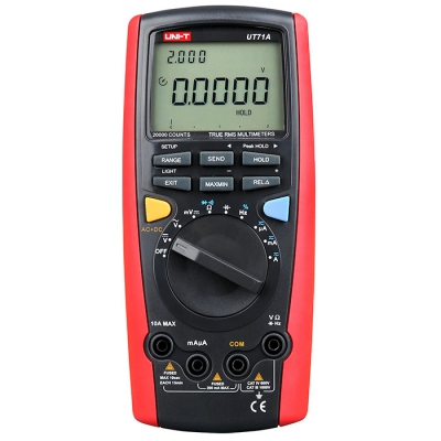 UNI-T UT71A LCD Digital Multimeter Handhold Test Device