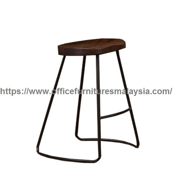 Unique Counter Bar Stool YGBS11074BL  gombak bangsar bukit jalil OUG