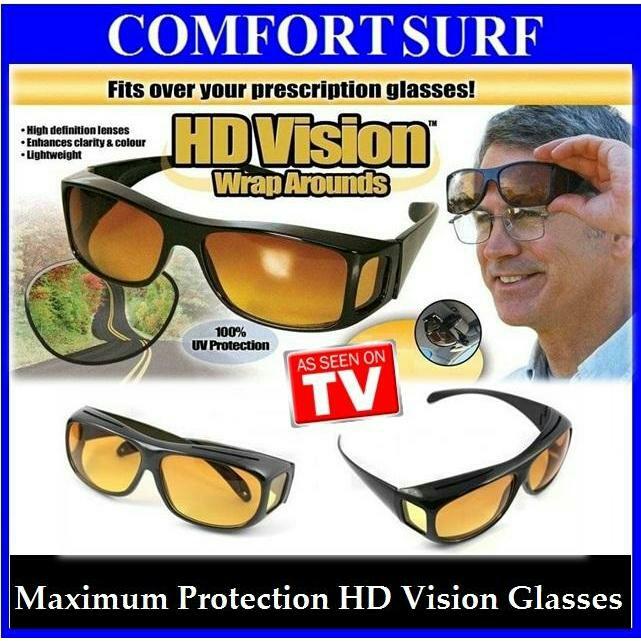 3f4775cf0e5 Unisex HD Night Vision Driving Glas (end 11 9 2020 11 33 AM)