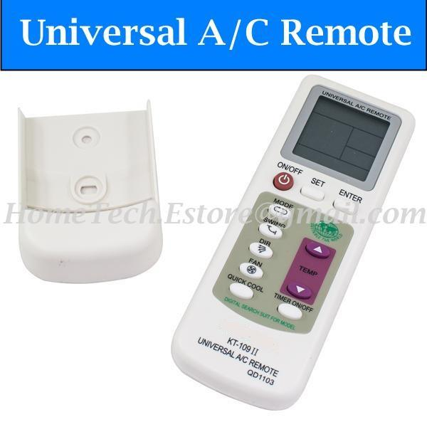york air cond remote control manual
