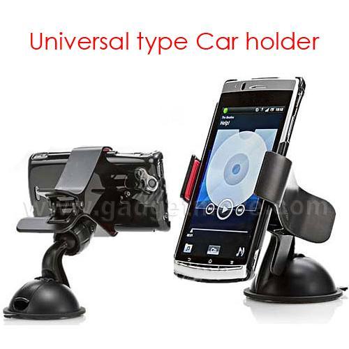 Universal Car Windshield Mount Holder Bracket Phone MP4 MP5 GPS
