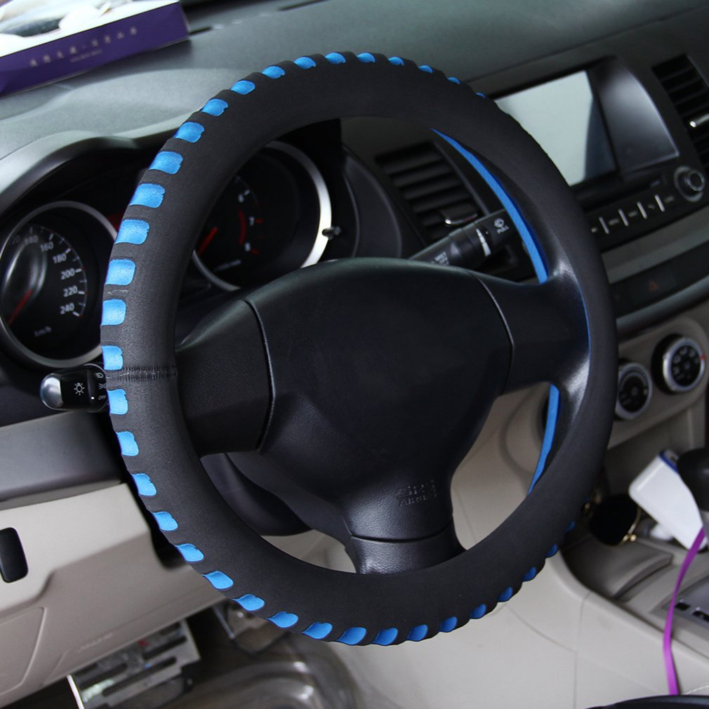 Universal EVA Auto Car Steering Wheel Cover 38CM Diameter Steering Whe..