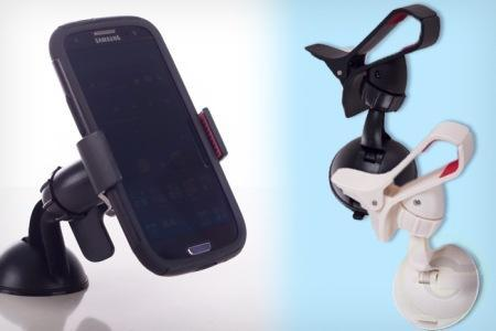 Universal Phone Holder -360° Rotational Position
