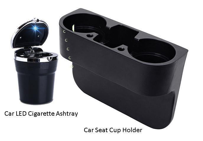 Universal Portable Car Seat Drink Cup Holder Organizer