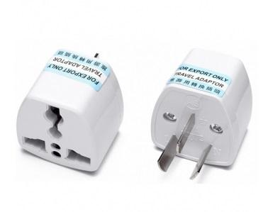Universal Travel Adapter to China Australia 3 Pin Plug