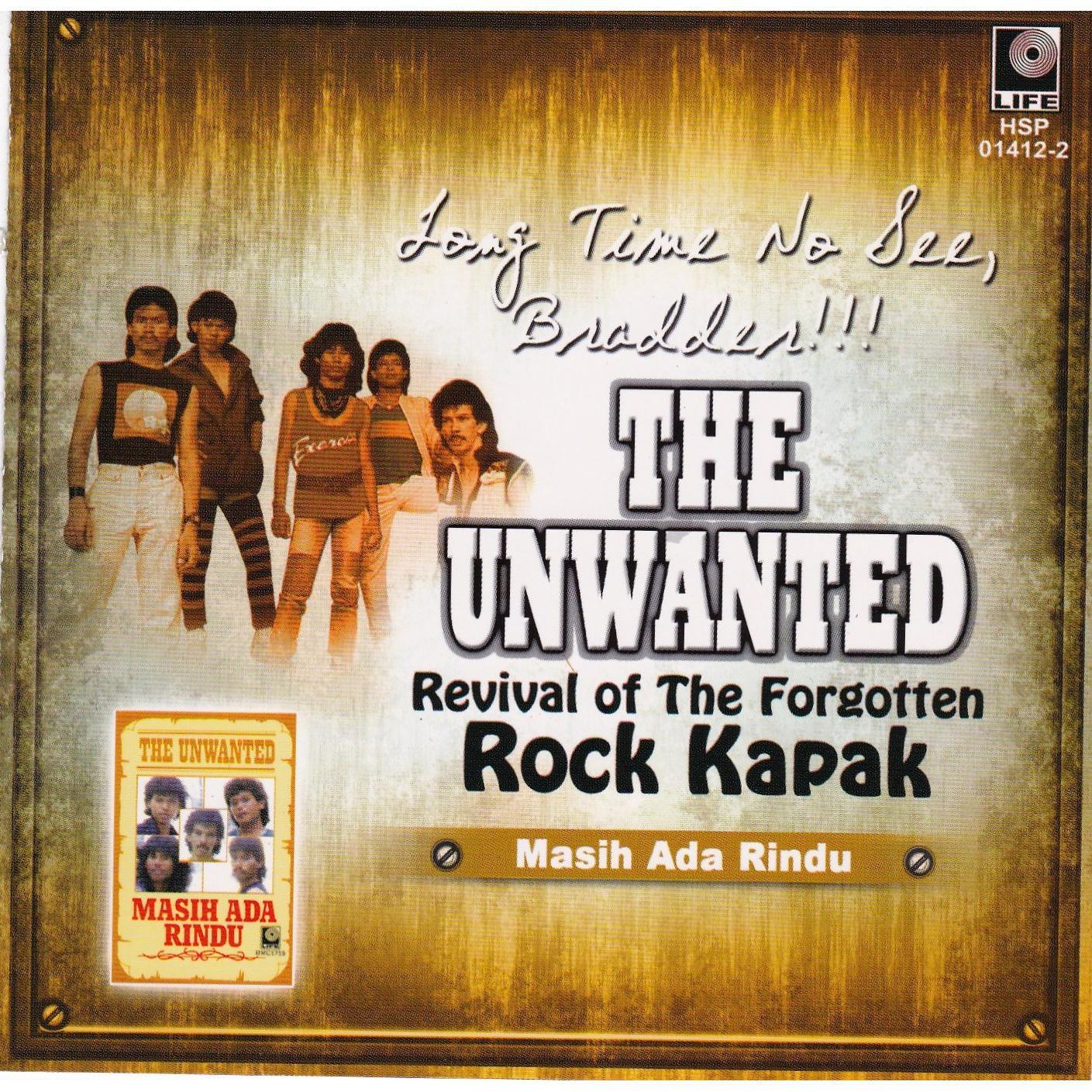 The Unwanted Rock Kapak Masih Ada End 10 17 2020 1217 Am Rindu Music Cd