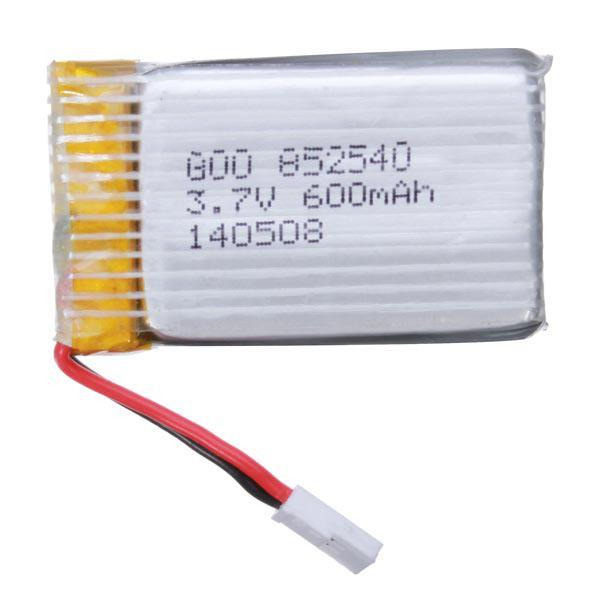 Upgraded Syma 3.7V 600mAh 25c Lipo Battery For x5c x5c-1 x5sc x5sw x5h