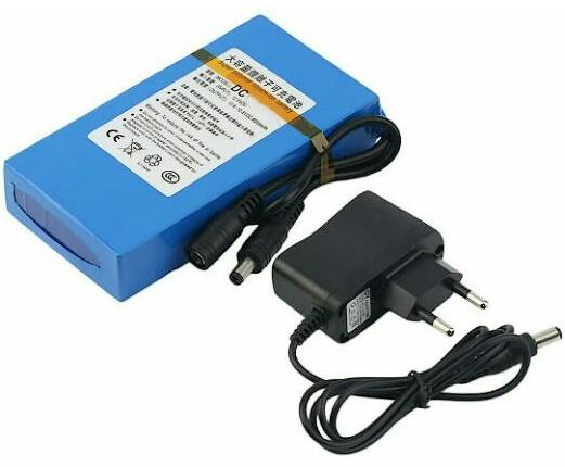 UPS Battery Pack Lithium Ion 12V Max 6A