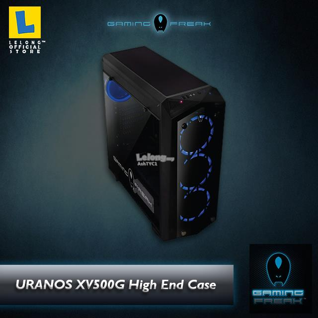 URANOS XV500G High End Case