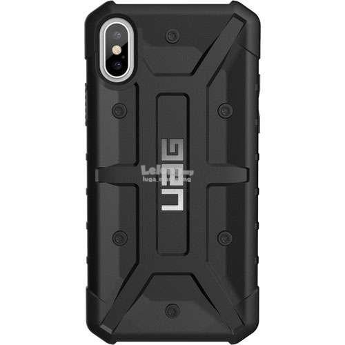 new product 35b5d 94071 URBAN ARMOR GEAR UAG Phone Case iPhone X PATHFINDER Black