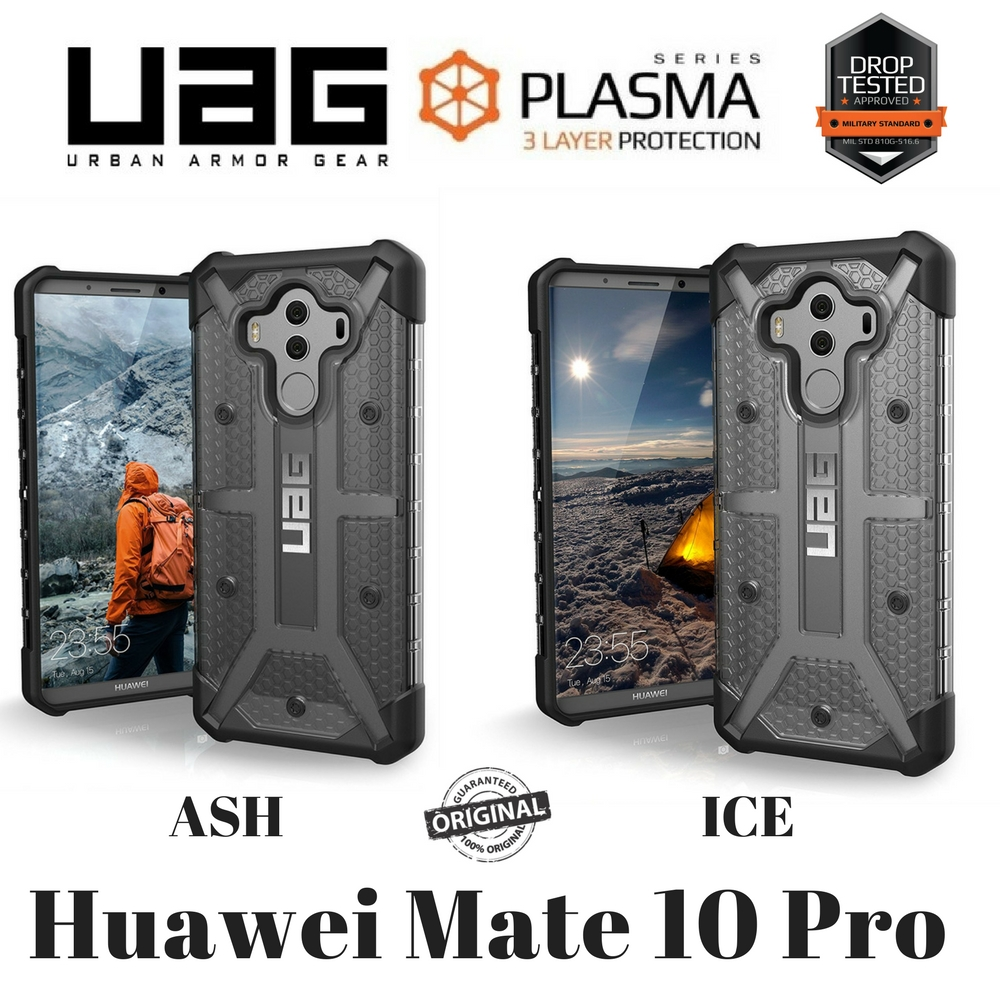 timeless design cc9e8 c7140 Urban Armor Gear UAG Plasma case for Huawei Mate 10 Pro Porsche