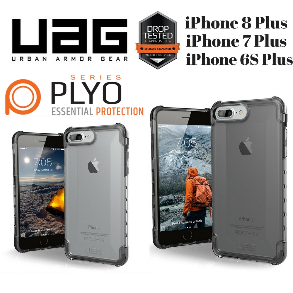 cheap for discount 08477 a13b0 Urban Armor Gear UAG Plyo case for iPhone 8 Plus / 7 Plus / 6S Plus