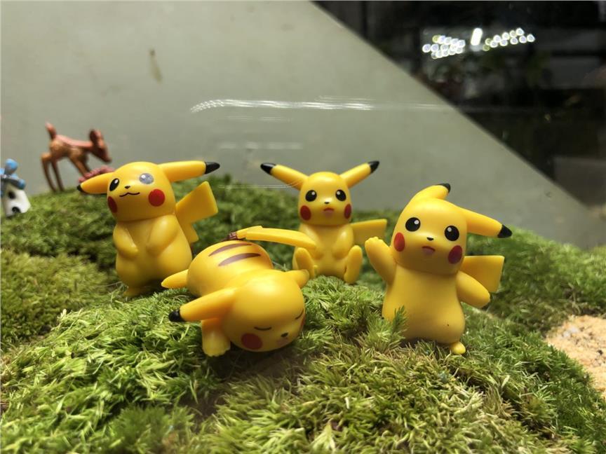 Urban Green Cabin Pikachu Mini Figur End 4 15 2019 5 15 Pm