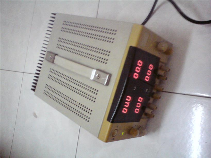 (Urgent Sell) Topward 6303D 0-30V/3A X2, 5V/5A, 205W, DC Power Supply