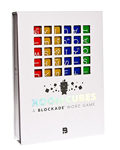 [From USA]1i4 Group - Xoom Cubes Dice Game with Challenge Cards.