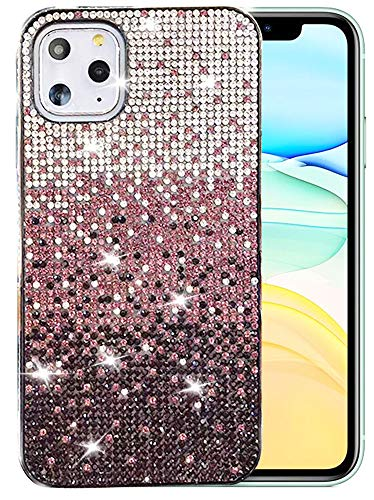 [From USA]1phone 11 case Bling Compatible with Apple iPhone 11cases Luxury Gli