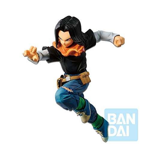 From USA 35789 Dragon Ball Super Battle with Dragon Ball Fighterz Android 17 F