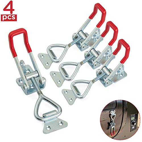 [From USA]4Pack Latch-Action Toggle Clamp 4003 Style 660lbs Capacity Heavy Dut