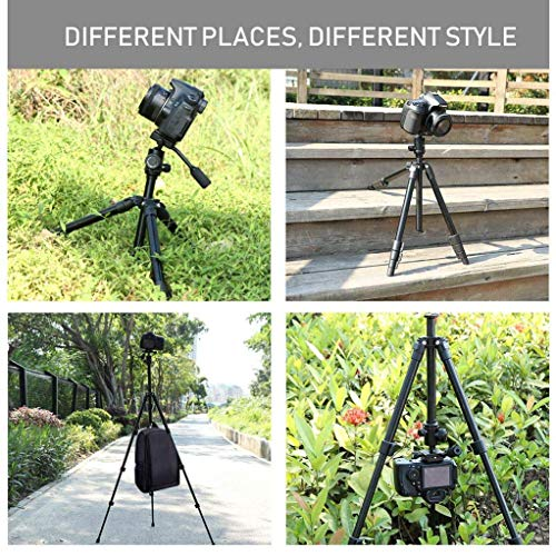 From USA Abithid Camera Tripod DSLR Stand, Phone Holder Tripod, Compact Light