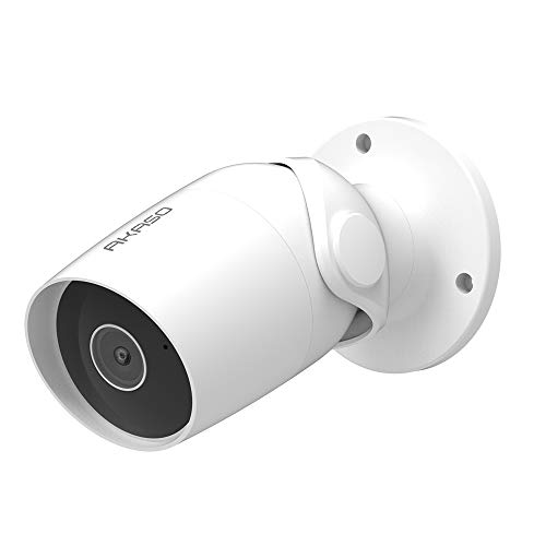From USA AKASO Outdoor Security Camera 1080P, Wireless Outdoor WiFi Security C