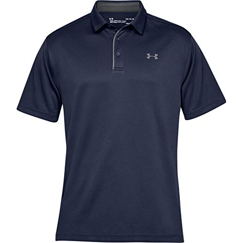 From USA Under Armour Men's Tech Golf Polo