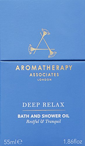 [From USA] Aromatherapy Associates Deep Relax Bath And Shower Oil, 1.86 Fl Oz,