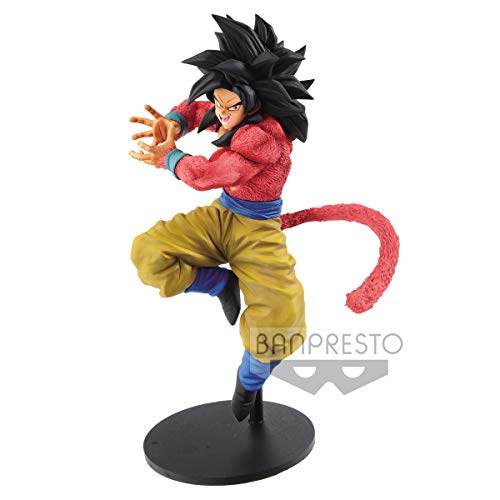 From USA Banpresto Dragon Ball GT Son GOKOU Figure x10 Kamehameha
