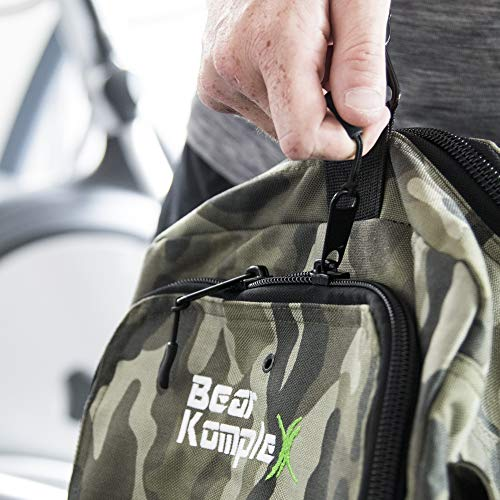 (FROM USA) Bear KompleX Gym Bag, Tactical Rucksack for Hunting, Fitness, and C