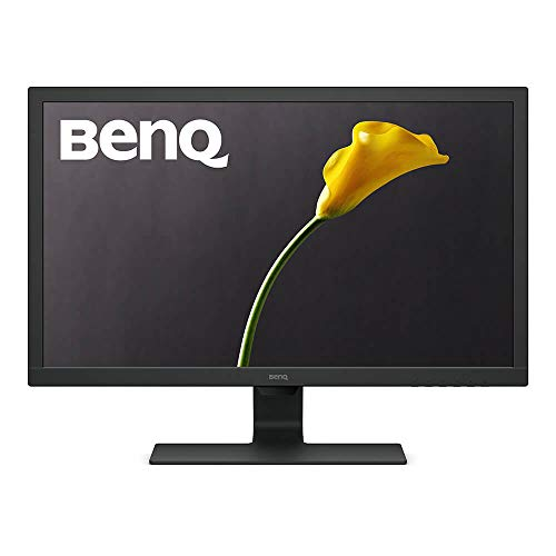 From USA BenQ 24 Inch 1080P Monitor | 75 Hz for Gaming | Proprietary Eye-Care