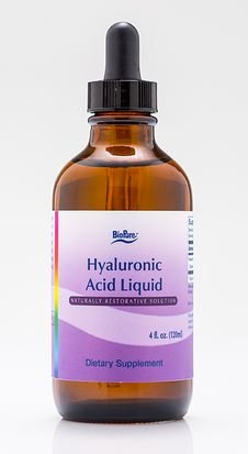 (FROM USA) BioPure Hyaluronic Acid Liquid (4 fl oz)