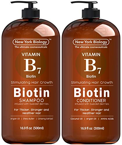 From USA Biotin Shampoo and Conditioner Set for Hair Growth and Volume – Ant