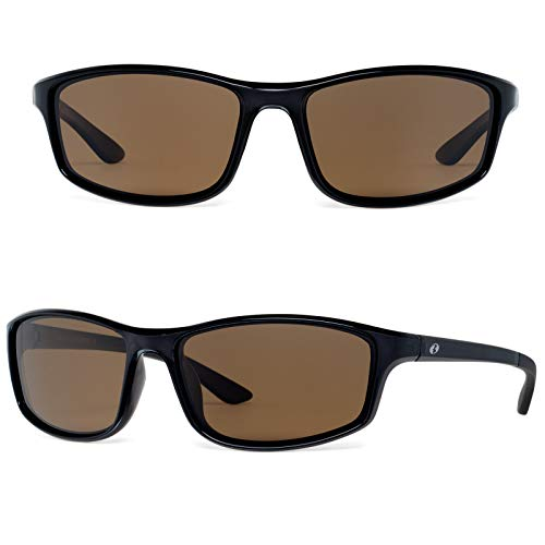 [From USA]Bnus Paladin corning glass lens polarized sunglasses for men italy m