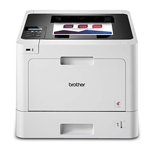 From USA Brother HL-L8260CDW Business Color Laser Printer, Duplex Printing, Fl