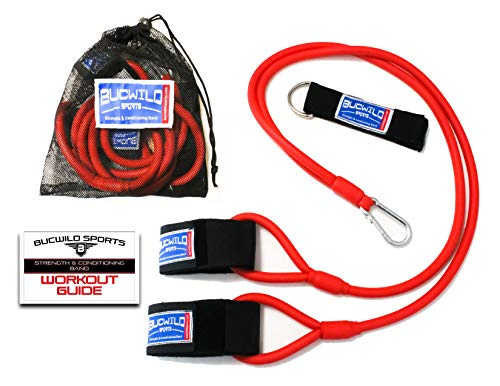 From USA Bucwild Sports Baseball Resistance Bands for Youth  & Adult Athletes