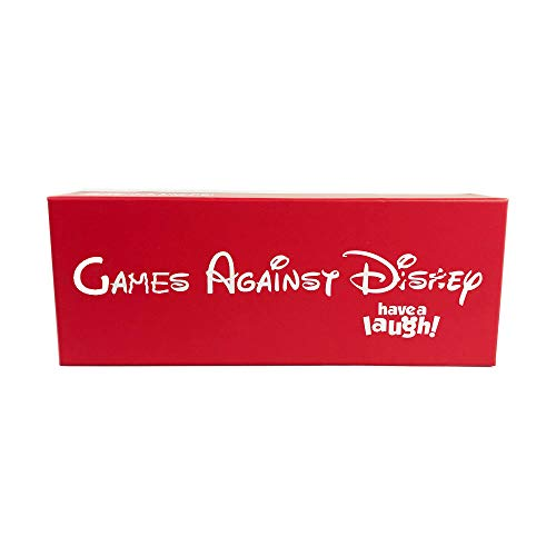 From USA New Cads Game Against Disney Red Box Edition - Have a Laugh!