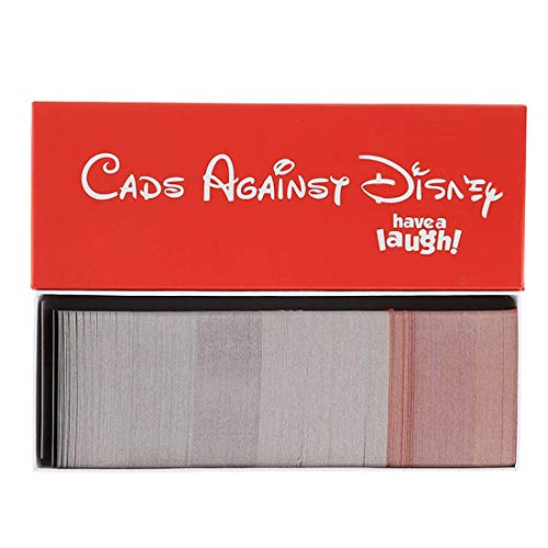 From USA CADS Games Against Disney The Table Cards Game Party Cards Game for A